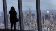Neue Aussichtsplattform im World Trade Center