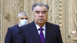 Warum China Tadschikistan einen Stützpunkt finanziert