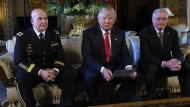 Warum Trump auf Generäle setzt
