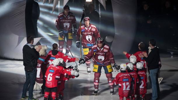 Deutsche Eishockey-Spieler kehren aufs Eis zurück