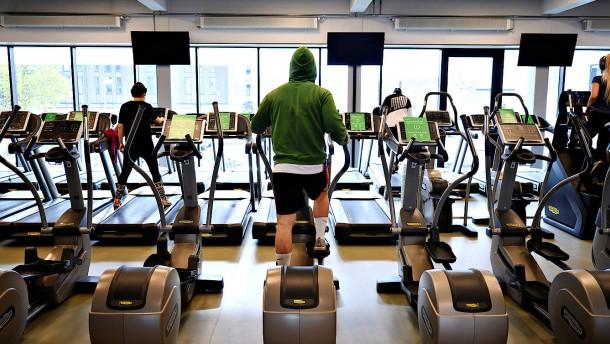 Berlin öffnet die Fitnessstudios