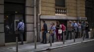 Griechischen Sparern droht Zwangsabgabe von 30 Prozent