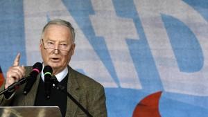 Bremer AfD sagt Wahlkampfveranstaltung nach Drohung ab