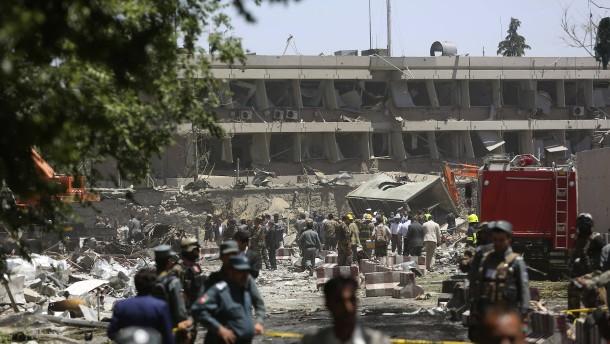Terror im Diplomatenviertel