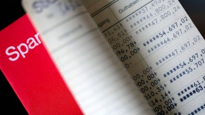 Sparkassen in Bayern zahlen geringste Zinsen