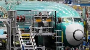 Rekordauftrag für Boeing