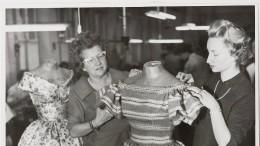 Die Grande Dame der Frankfurter Mode