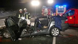 Mehr Tote auf Hessens Straßen