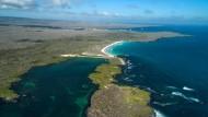 97 Prozent der Galápagos-Inseln sind geschützt.