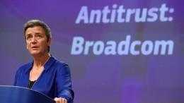 Vestager legt sich mit Broadcom an