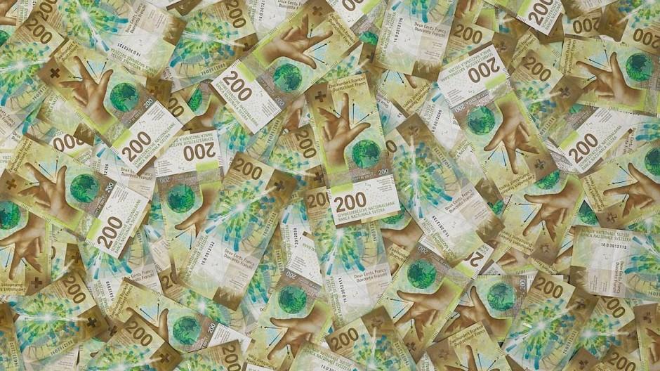200-Franken-Noten