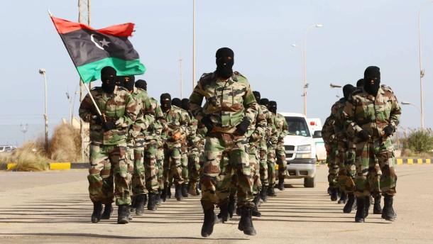 Terrormiliz IS weitet ihren Einfluss auf Libyen aus