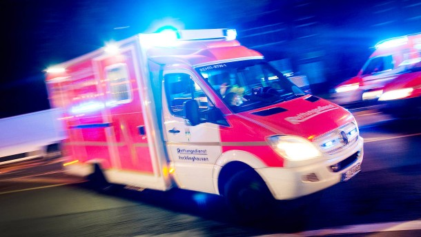 Mehrere Brände in drei hessischen Städten