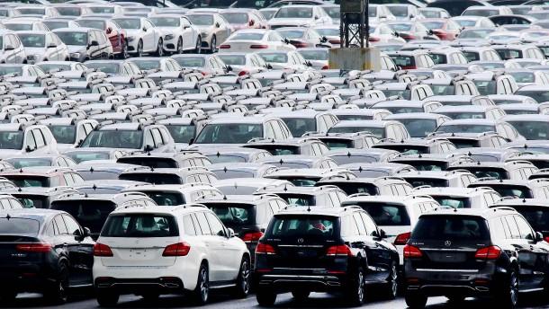 Wie die Autokonzerne von der Diesel-Affäre profitieren können