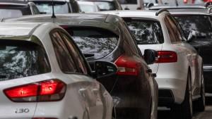 Frankfurt soll Verkehr stärker drosseln