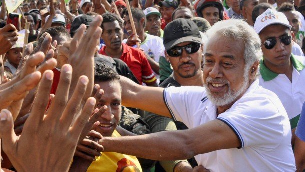 Parlamentswahlen in Osttimor