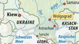 Wolgograd statt Sotschi?