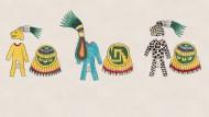 Die Welt der Azteken nach dem Codex Mendoza