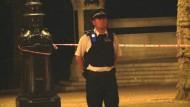 Anti-Terror-Einheit ermittelt nach Messerattacke