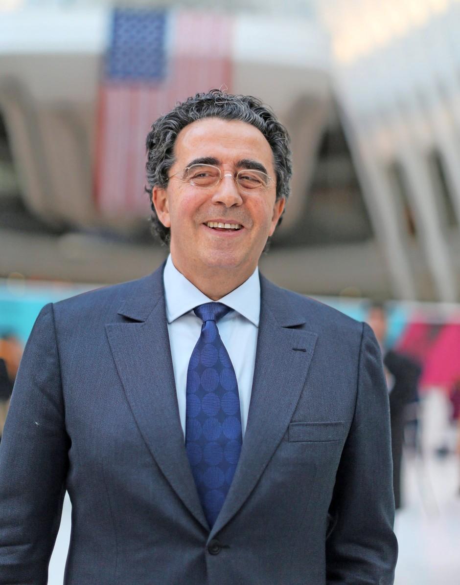 Santiago Calatravas Bauwerke finden sich überall auf der Welt verteilt. Heute wird er 70 Jahre alt.