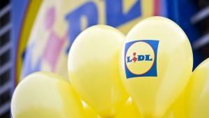 Die Lidl-Gruppe knackt die 100-Milliarden-Marke