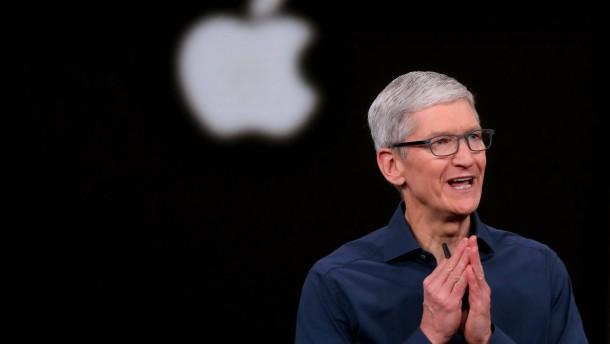 Apples Serien sollen ohne Sex und Gewalt funktionieren