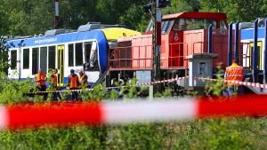 """Moderne Technik hätte Zugunglück in Aichach verhindert"""