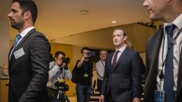 Zuckerberg entschuldigt sich
