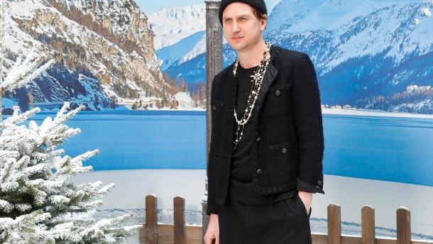 Lars Eidinger wäre gerne Sänger geworden