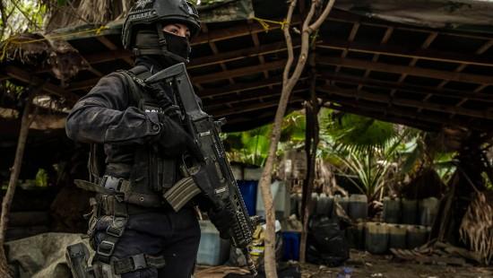 Polizei hebt Drogenlabore in Mexiko aus