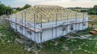 Bau eines Eigenheims in Brandenburg
