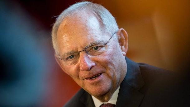 Schäuble tritt wieder an