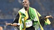 Bolt winkt ab