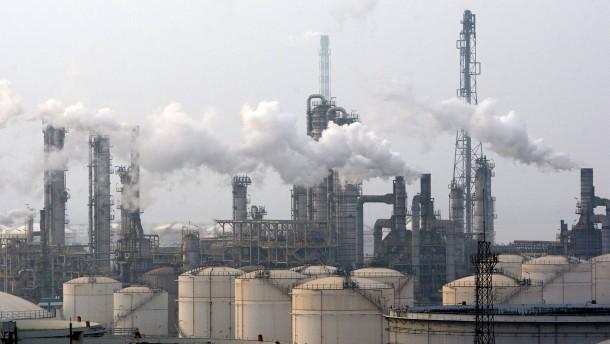 China und Amerika treten Klimaabkommen bei