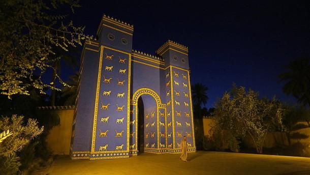 Nun wurde auch Babylon zum Weltkulturerbe erklärt