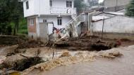 Mehrere Tote nach Erdrutschen in Mexiko