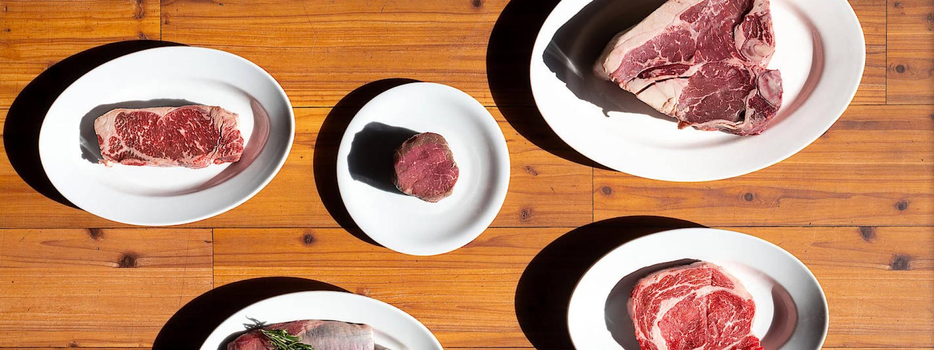 Filet Mignon mit Safari-Touch