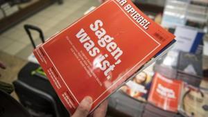 """Widersprüche waren dem """"Spiegel"""" schon 2017 bekannt"""