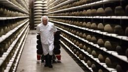 Der Käse aus der Unterwelt