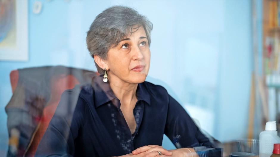 Nachfolgerin: Sevgi Karaman, ist seit drei Jahren Leiterin des Frankfurter Instituts für Stimm- und Sprachstörungen.