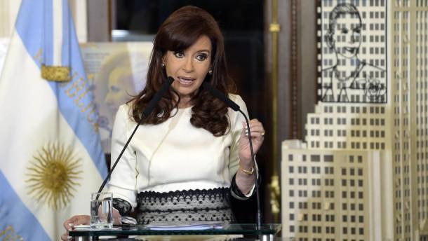Argentinien geht auf Hedgefonds zu