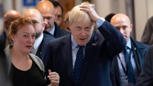 Journalistin erhebt Vorwürfe gegen Johnson