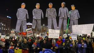 Rumäniens Regierungspartei zu Zugeständnissen bereit