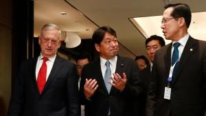 Vereinigte Staaten wollen Druck auf Nordkorea aufrechterhalten