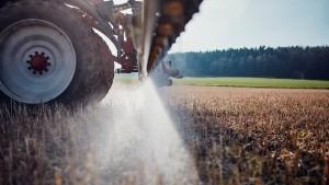 Ja zu Glyphosat belastet Gespräche über Koalition
