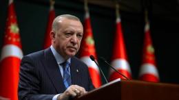 USA werfen Erdogan Antisemitismus vor