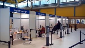 Technische Probleme bei Impftermin-Absage in Brandenburg
