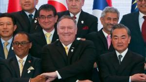 Pompeo wirbt um Südostasien und wirft China Imperialismus vor