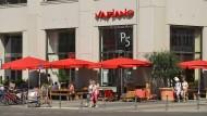 Hat schon bessere Zeiten erlebt: Vapiano-Filiale am Potsdamer Platz in Berlin