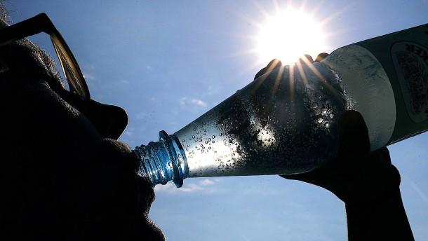 Getränkehändler erwarten Kundenansturm zur Hitzewelle
